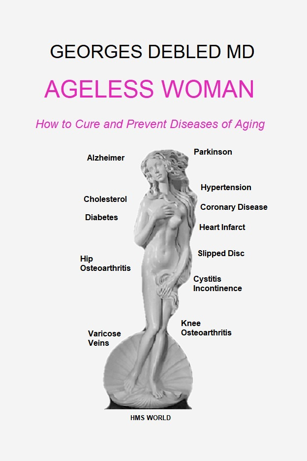Ageless Woman Cover front
